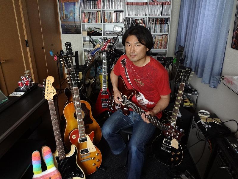 ギター講師大島